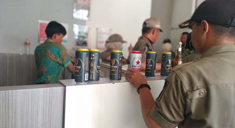 HEBOH! Berbekal Izin Layanan OSS, Cafe dan Minimarket Bisa Jual Minol di Banjarmasin