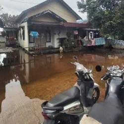 RUSAK RIBUAN Rumah Warga Banjarmasin Gegara Terendam Banjir