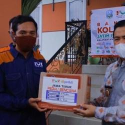 FORUM RUMAH ZAKAT Berikan Bantuan untuk Korban Banjir di Banjarmasin