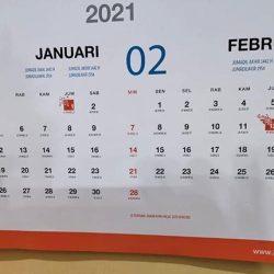 DAFTAR LIBUR dan Cuti Bersama 2021 Usai Dipangkas Pemerintah dari 7 Jadi 2 Hari