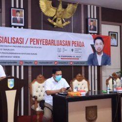 SOSPER Ucap Waket DPRD Kalsel Bukti Kehadiran Pemerintah untuk Masyarakat