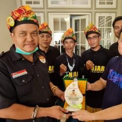 MOHON RESTU Sultan Banjar, Bubuhan Banjar Kayuh Baimbai Kaltim