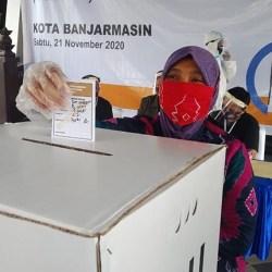PSU PILWALI Banjarmasin Digelar 28 April 2021, KPU: Tanpa Masa Kampanye