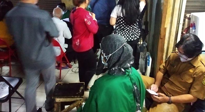 MASIH TINGGI! Kalsel Sumbang 275 dari Sebaran 5.008 Kasus Baru Positif COVID-19 di Indonesia