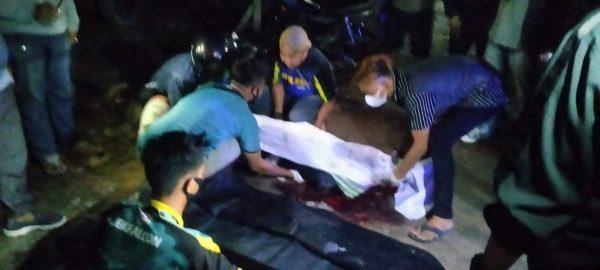 PENJUAL PASIR Dibunuh dengan Luka di Leher dan Tangan Nyaris Putus