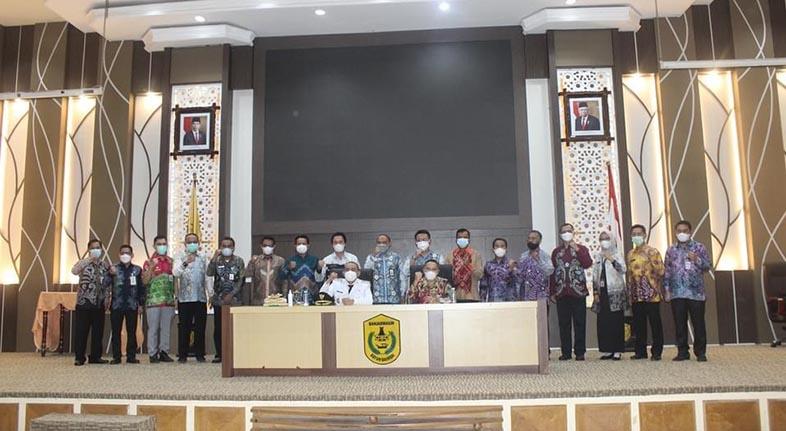 AKHMAD FYDAYEEN Langsung Menuju Balaikota Banjarmasin Usai Dilantik