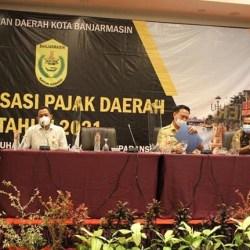 SOSIALISASI PAJAK Dibuka Pj Walikota, Upaya Tingkatkan PAD Banjarmasin