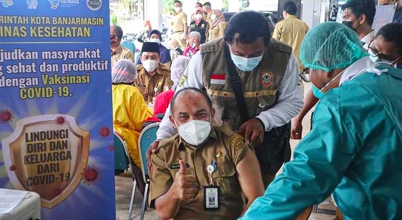 KALSEL SUMBANG 74 Kasus dari Sebaran 5.241 Kasus Baru Positif COVID-19 di Indonesia