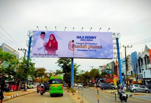 DILAPORKAN ke Bawaslu Baliho Denny Indrayana