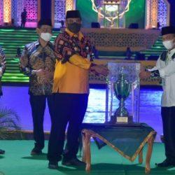 PEJABAT GUBERNUR Safrizal Ajak Hidupkan Budaya Magrib Mengaji