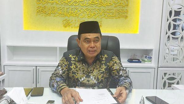 KETUA PKB KALSEL Angkat Bicara Soal Elite Jakarta 'Keroyok' Paman Birin, Begini Penilaiannya Terhadap Denny Indrayana