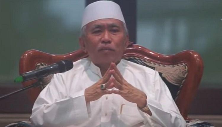 GURU WILDAN Berpidato di Majelis Tertutup Pondok, Sulit Disebut Kampanye Terselubung