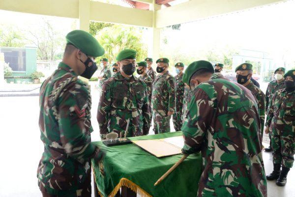 BRIGJEN TNI FIRMANSYAH : Pejabat Baru Lakukan Terobosan dan Inovasi