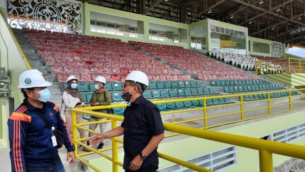 DITARGET Lanjutan Pengerjaan Stadion 17 Mei Pada Tahun Depan