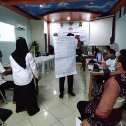 PERLU WAKTU Dua Hari untuk Rekapitulasi PSU di Tingkat Kecamatan