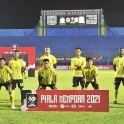 LENGKAPI Kuota Asing Liga 1 2021, Barito Putera Dekati Bek Asal Jepang