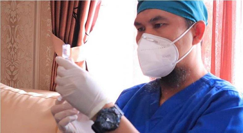 KALSEL SUMBANG 85 dari Sebaran 5.746 Kasus Baru Corona di Indonesia