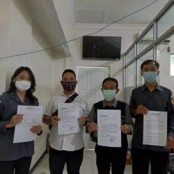 BAWASLU KALSEL Klarifikasi Pelapor Soal Denny Catut Survei Siluman SMRC