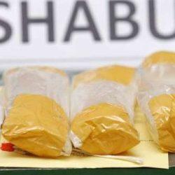 DASAR !! Suasana Idul Fitri Transaksi Narkoba Digerebek, Polda Kalsel Sita Setengah Kilo Lebih Sabu