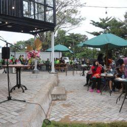 SPOT BARU 101 Coffee, Brigjen TNI Firmansyah Ingatkan Perketat Prokes
