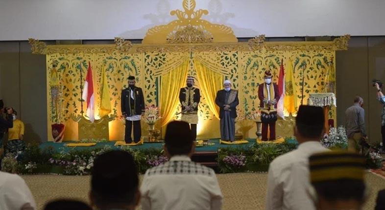 MILAD ke-516 Kesultanan Banjar, Sejumlah Tokoh Banua Diberikan Gelar Kehormatan