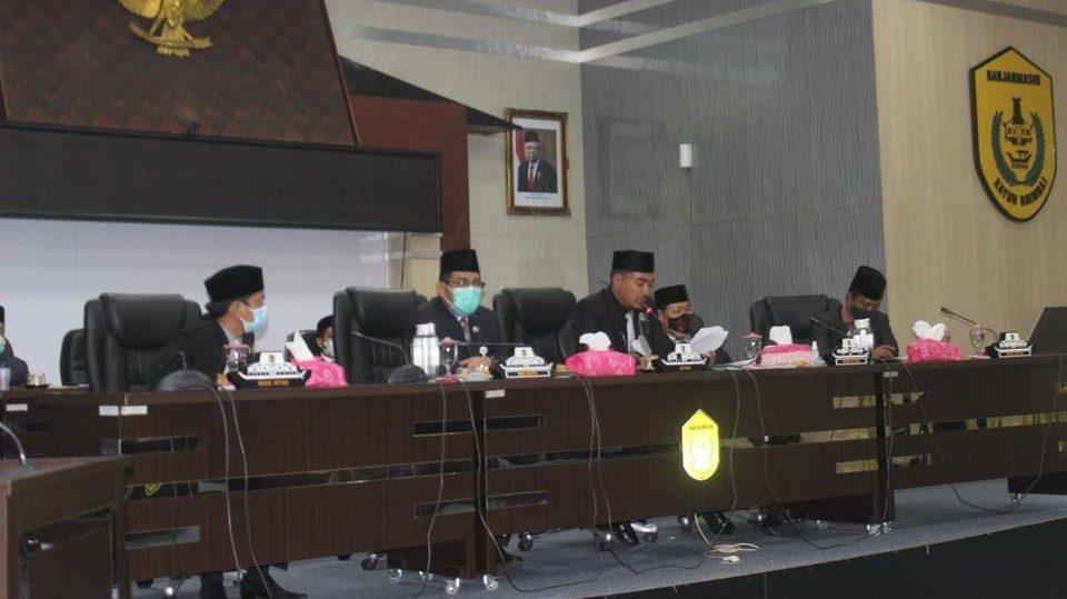 3 BUAH RAPERDA Diparipurnakan, Pj Walikota Berharap Visi dan Misi Dapat Terlaksana