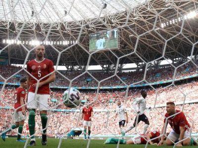 HUNGARIA Tahan Prancis 1-1, Meski Digempur Sepanjang Laga