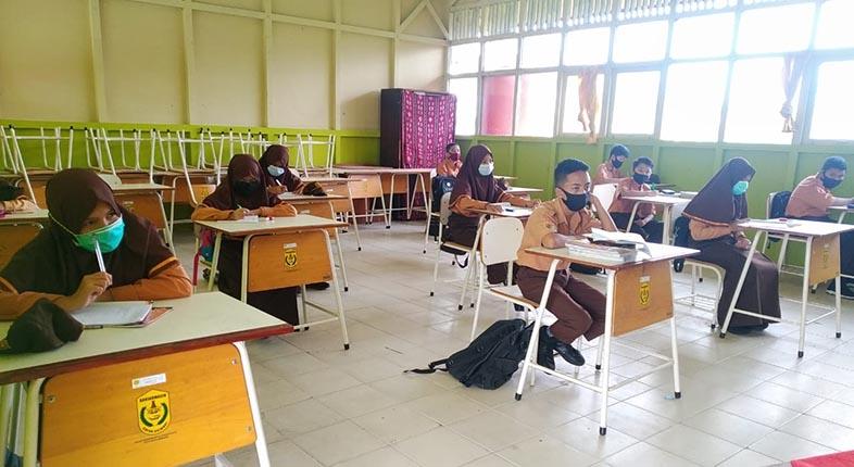SATGAS di Sekolah Diminta Perketat Prokes saat PTM Dimulai