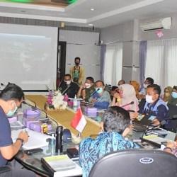 ATASI KEMACETAN di Banjarmasin, Pemko Gelar Rapat Expose Feasibility Study