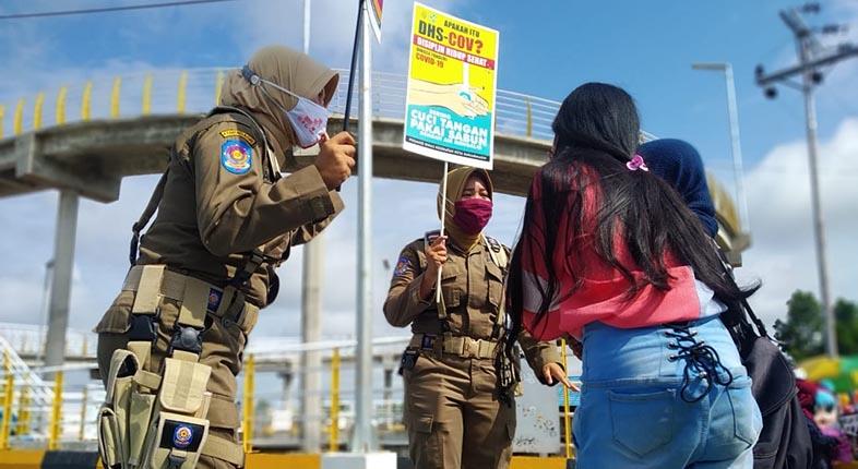 DINKES Akui Lemahnya Pengawasan PPKM Mikro di Banjarmasin