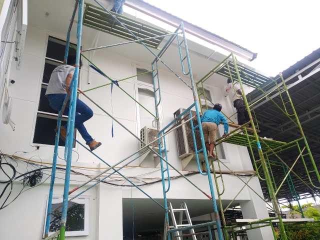 Rumah dinas Walikota Banjarmasin yang berlokasi di Komplek Dharma Praja, Jalan A. Yani, KM 5 Banjarmasin (3)