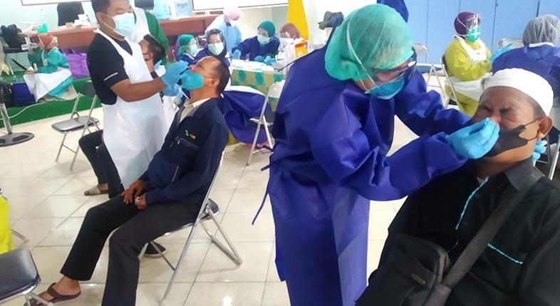 KALSEL SUMBANG 39 dari Sebaran 20.574 Kasus Baru COVID-19 di Indonesia