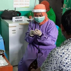 KALSEL SUMBANG 56 dari Sebaran 5.353 Kasus Baru COVID-19 di Indonesia