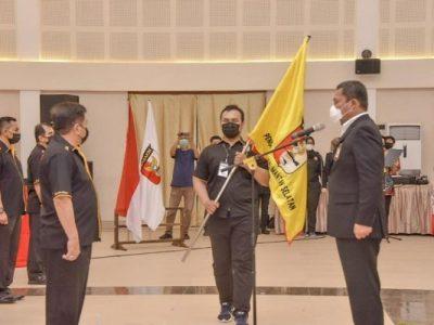 BANG DHIN Yakin Perbakin Kalsel Mencetak Atlet Berprestasi Banua