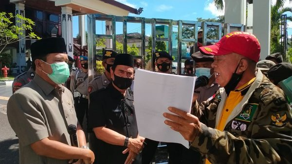 """REKOMENDASI MIRAS dari Pusat Seakan """"Membelakangi"""" Pemprov dan DPRD, Sikapi dengan Tegas"""