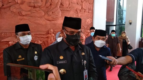 PEJABAT Gubernur Kalsel Minta Bupati/Walikota Mempersiapkan Karantina dan Penambahan Kasur