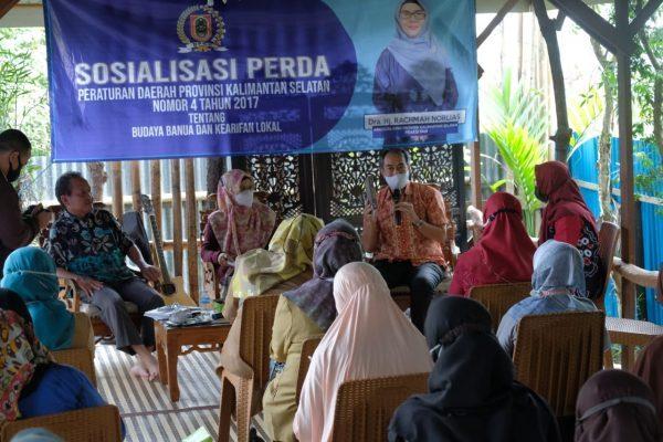 SOSPER Tentang Budaya Banua dan Kearifan Lokal