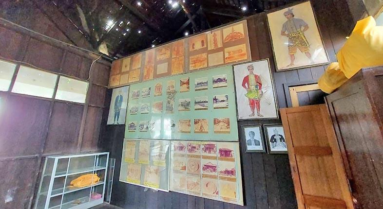 MUSEUM Tampak Kumuh dan Pernah Kemalingan