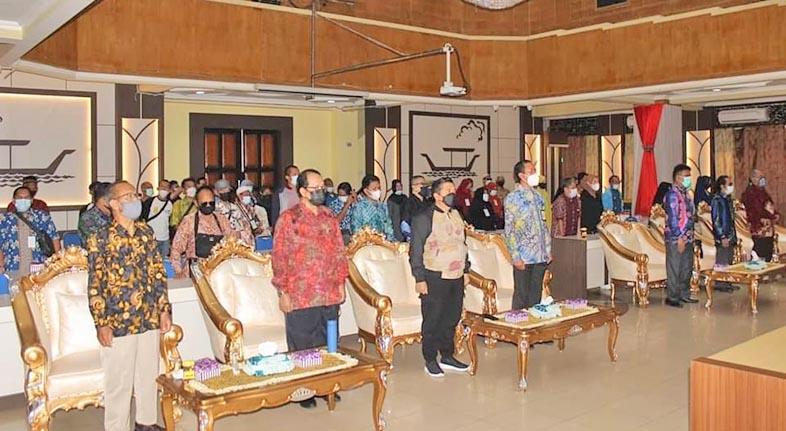 WALIKOTA BANJARMASIN Dukung Penuh Pembangunan Penyandang Disabilitas