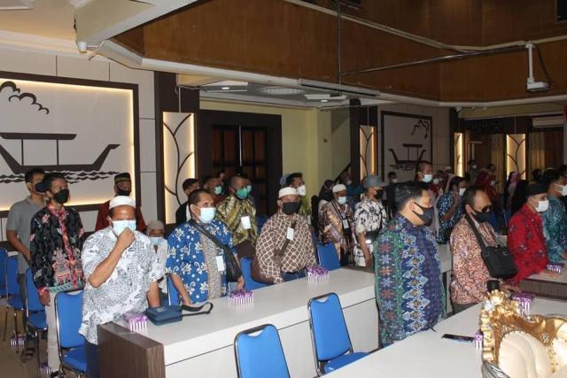 Musyawarah Cabang ke 5, Persatuan Tuna Netra Indonesia (Pertuni) Cabang Banjarmasin (3)