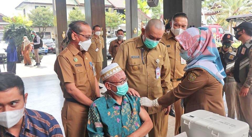 NAIK LAGI! Kalsel Sumbang 159 dari Sebaran 25.830 Kasus Baru COVID-19 di Indonesia