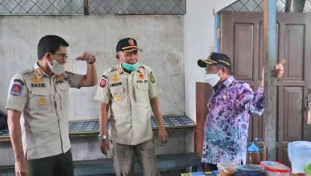 Wakil Walikota Banjarmasin, H Arifin Noor terus melaksanakan kunjungan ke sejumlah SKPD di lingkungan Pemko Banjarmasin (2)