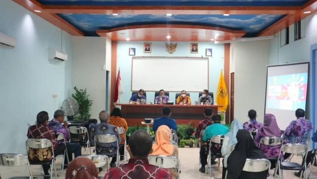 Wakil Walikota Banjarmasin, H Arifin Noor terus melaksanakan kunjungan ke sejumlah SKPD di lingkungan Pemko Banjarmasin (3)