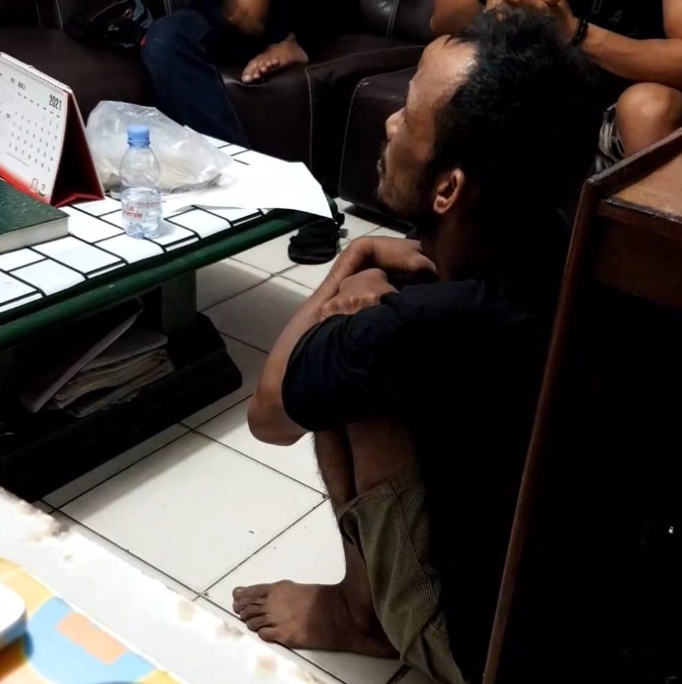 TEKNISI BRANKAS Bobol Minimarket Setelah Putuskan Kabel CCTV