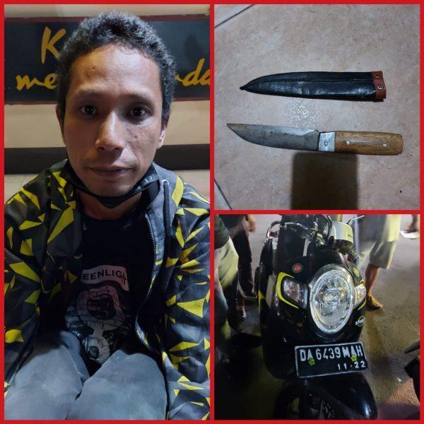 "TAK LAMA Berkeliaran Pembunuh Karyawan ""DML Dockyard"" Diringkus"