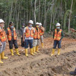 KOMISI  III Harapkan Pembangunan Irigasi Dapat Bermanfaat Bagi Masyarakat Tabalong