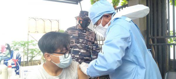 ADA 6.621 Orang Telah Disasar Lanal Banjarmasin