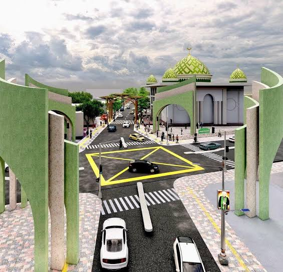 DIMULAI Revitalisasi Kawasan Sekumpul dengan Anggaran Rp 30 Miliar