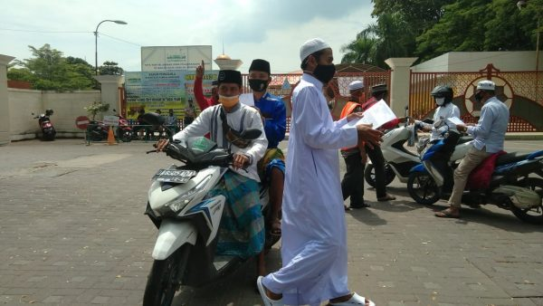 JAMAAH Bingung Masjid Raya Sabilal Tiadakan Salat Jumat, Surat Edaran dari Kanwil Kementerian Agama Kalsel Terkesan Mendadak