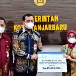 BANK KALSEL Dorong Eksistensi UMKM Banjarbaru di Tengah Pandemi